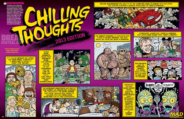Evan Dorkin's Chilling Thoughts (click for larger image)
