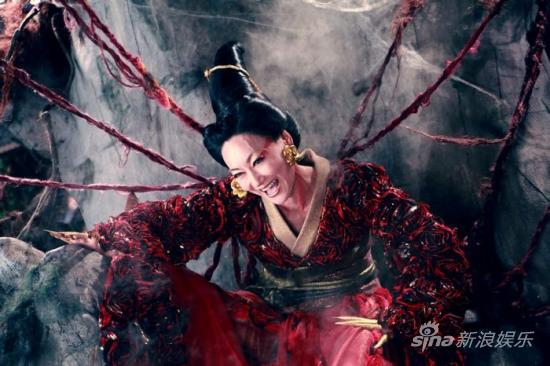 A Chinese Ghost Story - First Images of the New Demon Witch from the Reboot