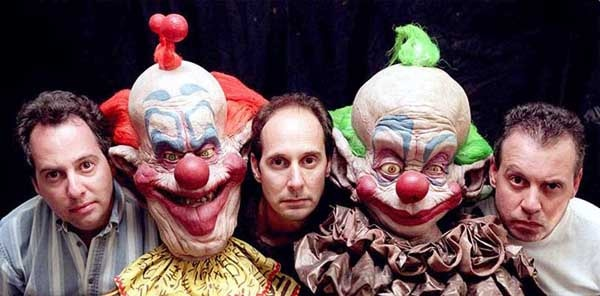 chiodo brothers - Exclusive: The Chiodo Brothers Talk Killer Klowns, Movie Making, and More!