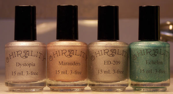 chirality1 - Chirality Polish Releasing Horror-Themed 'Nails from the Crypt' Line This Fall