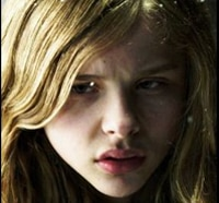 Chloe Moretz is a Very Scary Girl