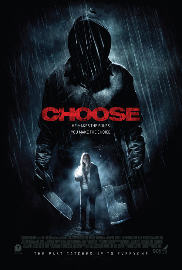 Trailer and One-Sheet Debut: IFC Midnight's Choose