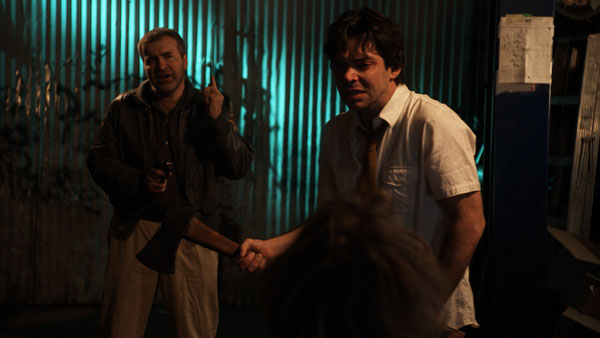 A Trio of Stills from Trent Haaga's Chop