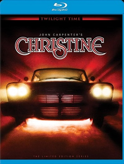 Pre-Order Christine on Blu-ray this Friday, February 15th; Limited to 3,000 Copies