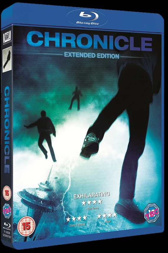 Chronicle Takes Flight on UK DVD and Blu-ray May 28th