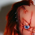 Sideshow's 14 inch Chucky (click for larger image)