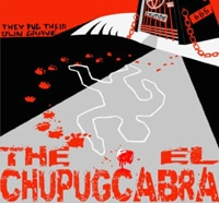 chupugcabra poster s - The El Chupugcabra Ready to Take a Bite Out of Your Day