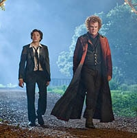 First pic from Cirque du Freak!