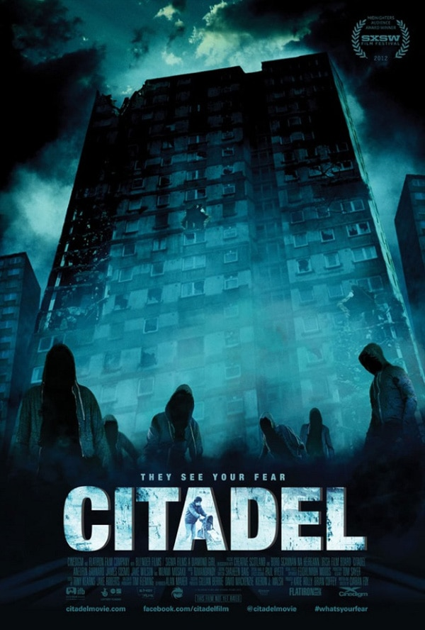citadel - Five More Clips and a New Featurette for Ciaran Foy's Citadel