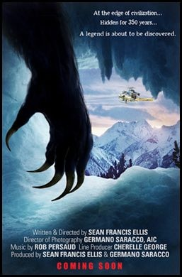 The Yeti Bares its Claws in New Short Film