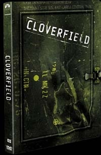 Special Edition Cloverfield DVD(click to see it bigger!)