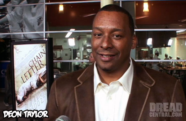 Red Carpet Report: World Premiere of Deon Taylor's Chain Letter