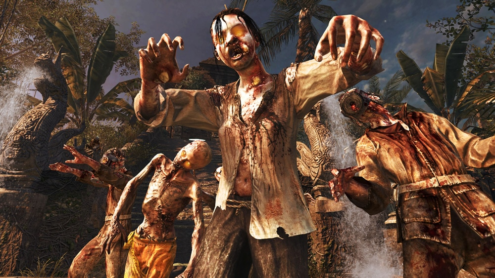 Call of Duty: Black-Ops: Traverse The Jungle with Nazi Zombies