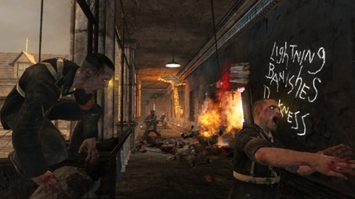 More Nazi Zombie Mayhem for Call of Duty: World at War (click for larger image)