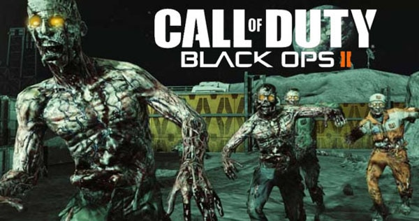 Call of Duty: Black Ops 2 Reveals Terrifying Zombie Trailer
