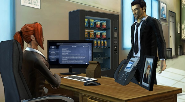 Cognition: An Erica Reed Thriller Coming To PC