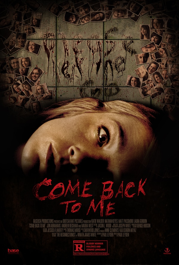 come back to me final poster - Come Back to Me for an Exclusive Clip and New Artwork