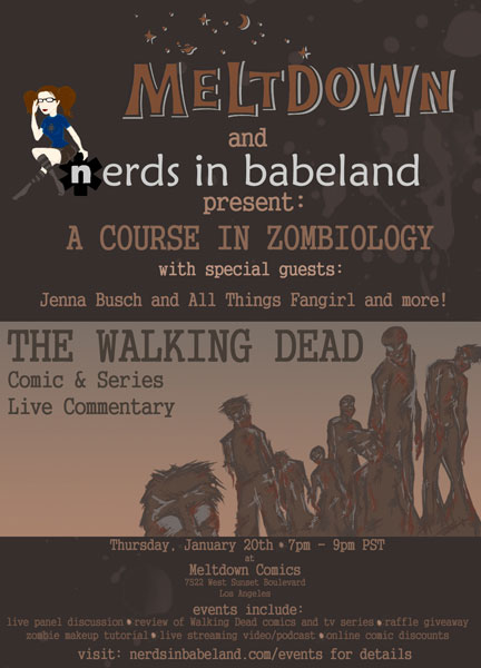 First Comic Book-of-the-Month Club Event to Focus on The Walking Dead