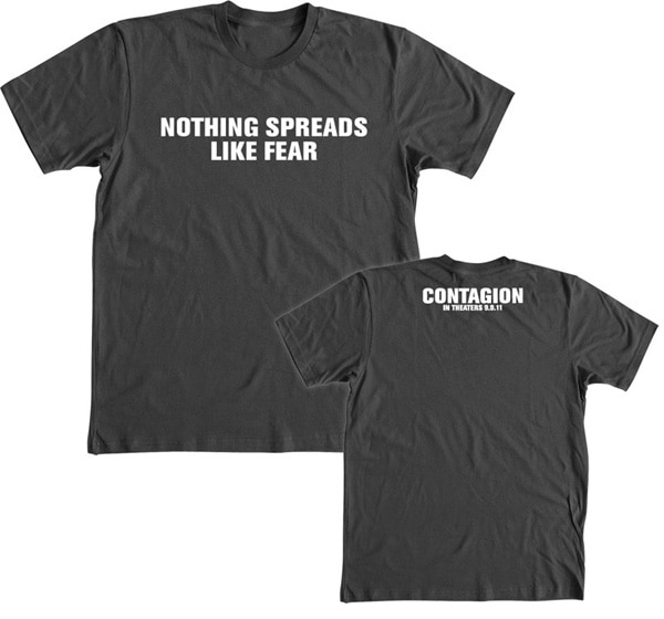 Win a Contagion Prize Pack to Keep You Healthy