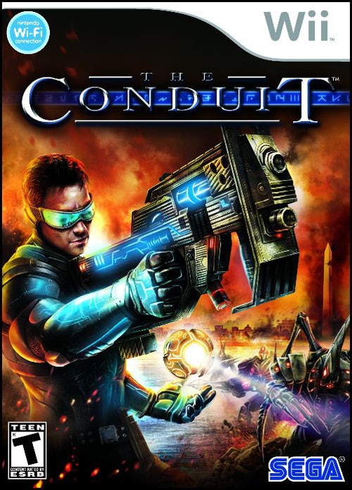 The Conduit on the Nintendo Wii