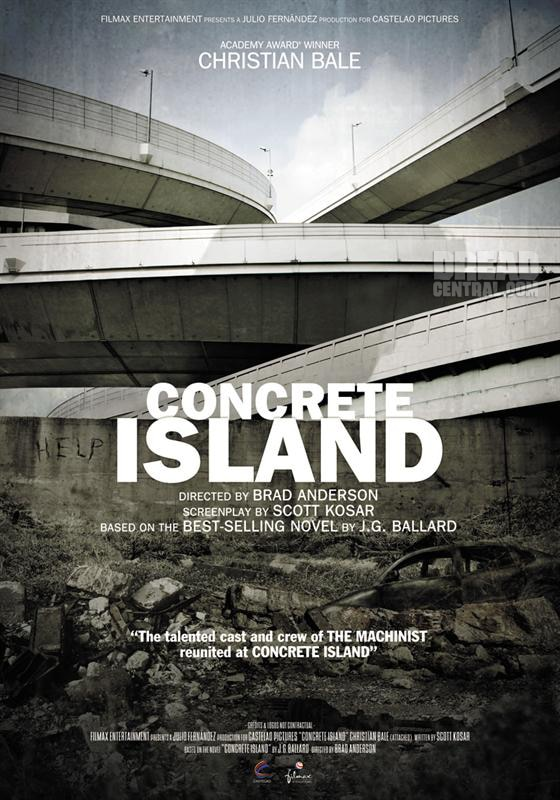 AFM 2011: Brad Anderson Reunites with Christian Bale for a Trip to Concrete Island