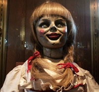 conjuring annabelle - New Blu-ray Clip from The Conjuring Takes You Inside the Warren's Occult Museum