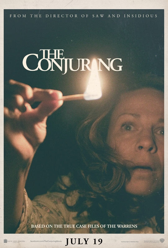 Warner Bros. Conjures Up a Teaser Trailer and Artwork for The Conjuring