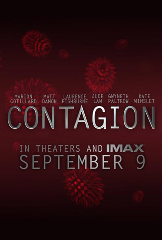 Trailer and Teaser One-Sheet Debut - Contagion