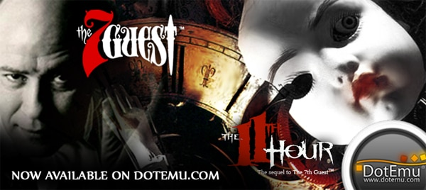 The 7th Guest, The 11th Hour, Horror Gaming, PC, iPad