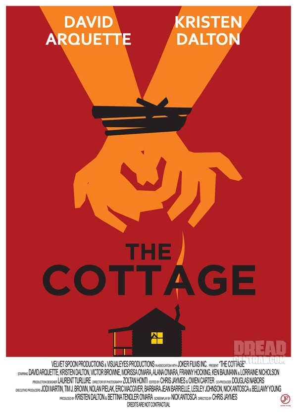 Early Sales Art for The Cottage Moves In