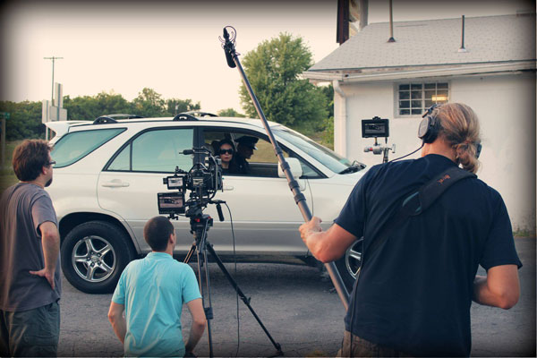 It's a Wrap for Patrick Rea's Counter Parts Short Film