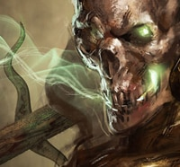 courtofthedeadss - #SDCC14: Get a Sneak Peek of Sideshow's New Court of the Dead Figures in this Concept Art and Making-of Video