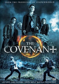 The Covenant DVD (click for larger image)