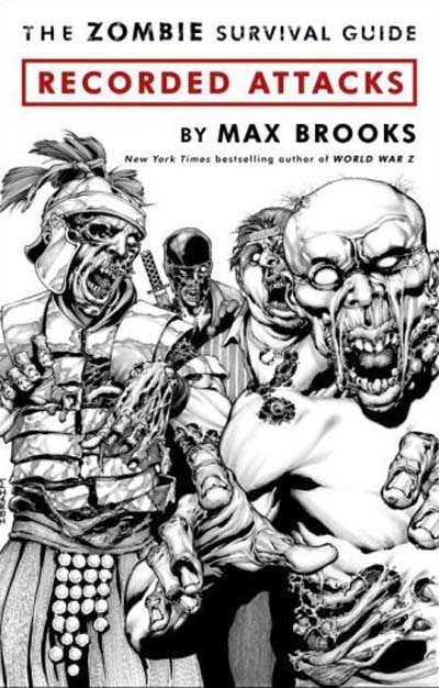 Max Brooks Bringing Us Recorded Attacks