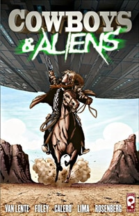 Cowboys & Aliens finally getting made?