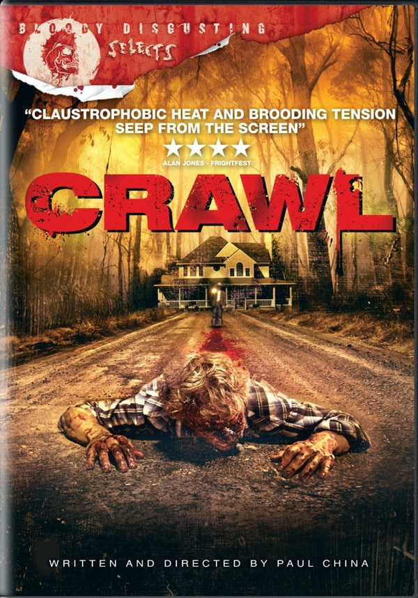 crawl - Third Crawl Clip Escapes the Ax Man!