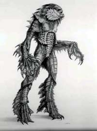 The Creature From The Black Lagoon (click for larger image)