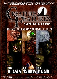 Creature Features Collection (click to see it bigger)