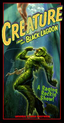 Ready to Rock with The Creature?
