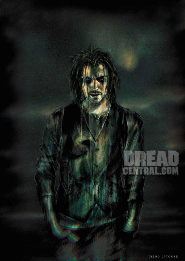 The Crow Concept Art Flies High