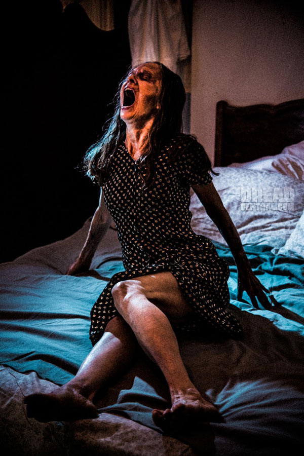 Sideshow Pictures Unleashing Short Film The House That Cried Blood on October 30; Dig the Stills