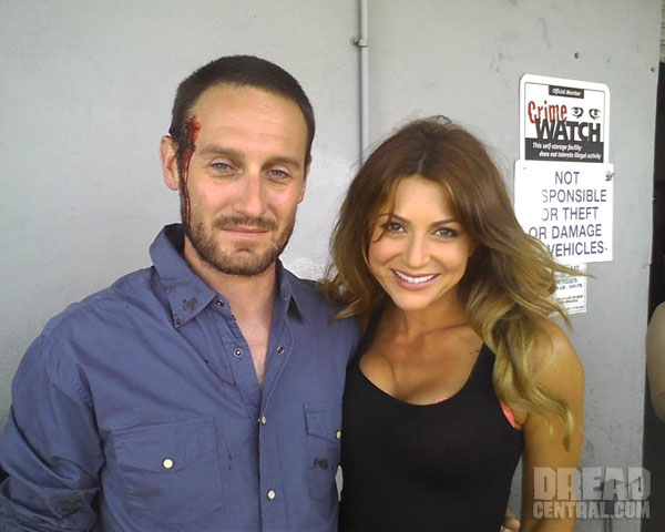 Exclusive: Cerina Vincent Talks The Walking Dead: Cold Storage