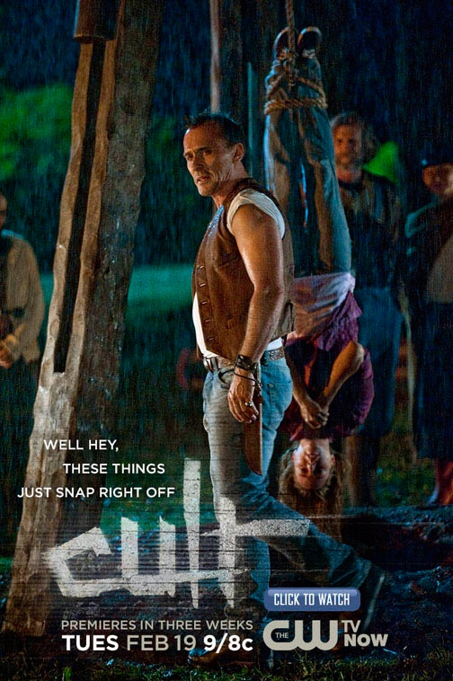 Cult on The CW
