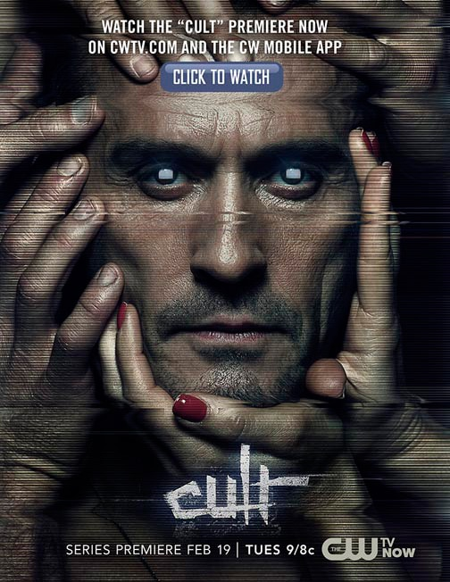 Watch the Cult Series Premiere Online or via The CW's Mobile App NOW!