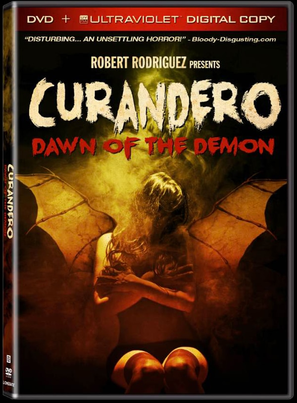 Curandero: Dawn of the Demon (DVD Review)