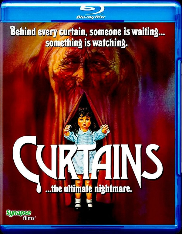 curtains blu ray - Synapse Films Parts the Curtains on Blu-ray