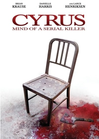 Cyrus: Mind of a Serial Killer DVD