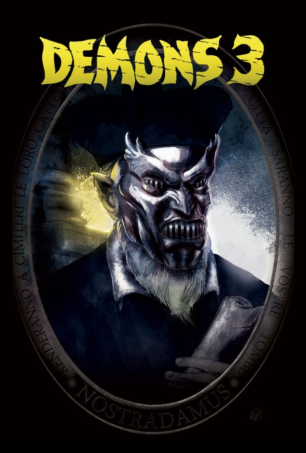 Sink Your Claws Into a Sneak Peek At Demons 3