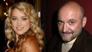 2010 Dallas International Film Festival Honors Amber Heard and Frank Darabont