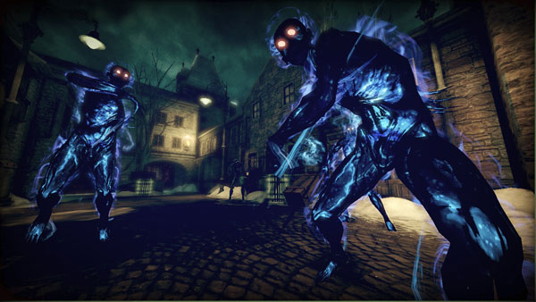 EA Games Sheds Light on the Shadows of the Damned